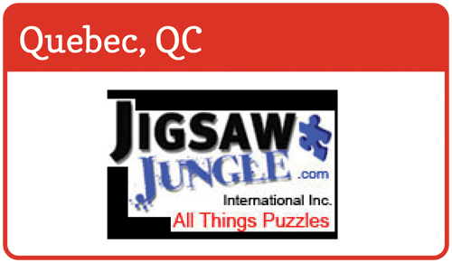 Jigsaw Jungle Cobble Hill Puzzles