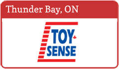 Toy Sense Online Retailer Thunder Bay ON