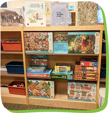Jigsaw Puzzles for Adults and Kids by Cobble Hill Puzzle Co
